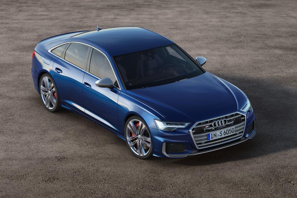 Audi S6 C8 Седан (2019)