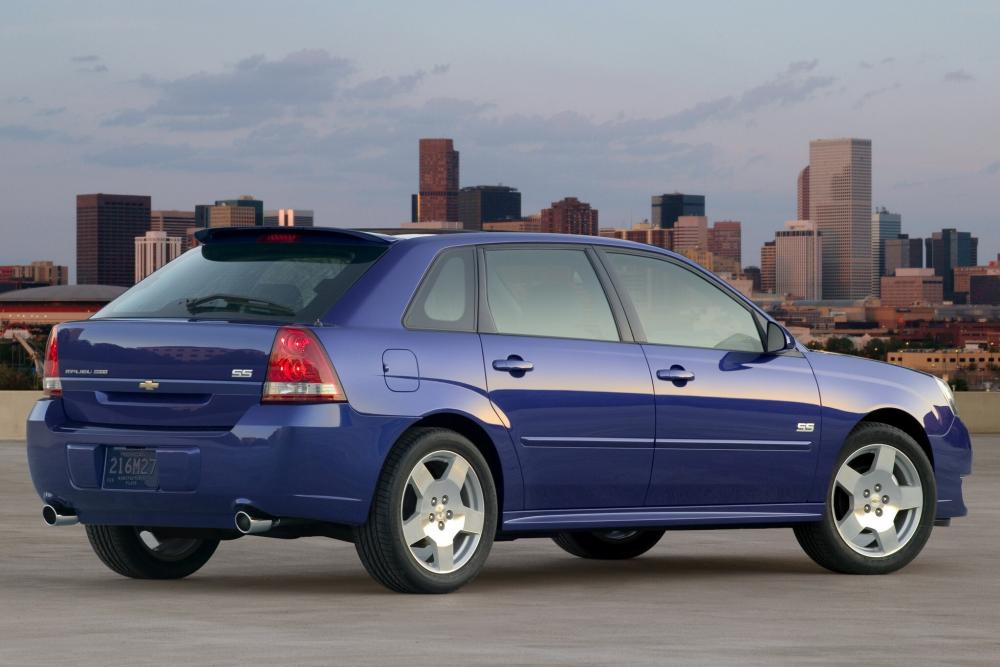 Chevrolet Malibu 3 поколение рестайлинг Maxx SS универсал 5-дв.