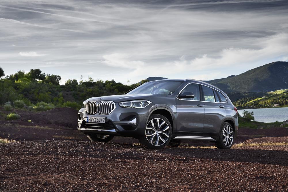 BMW X1 F48 рестайлинг 2 поколение