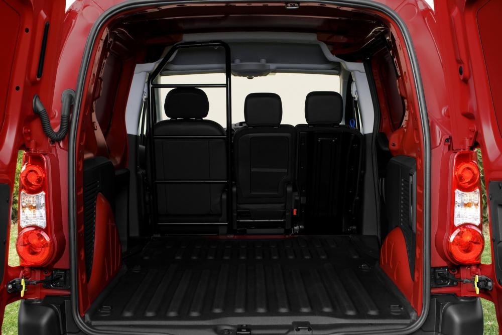 Citroen Berlingo 2 поколение Фургон