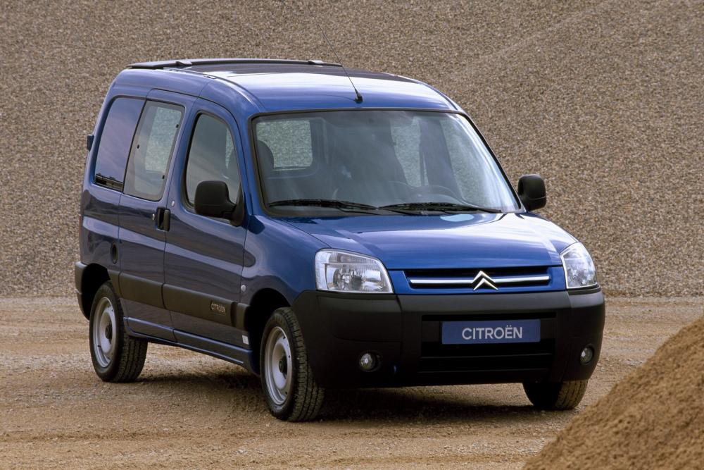 Citroen Berlingo 1 поколение рестайлинг фургон