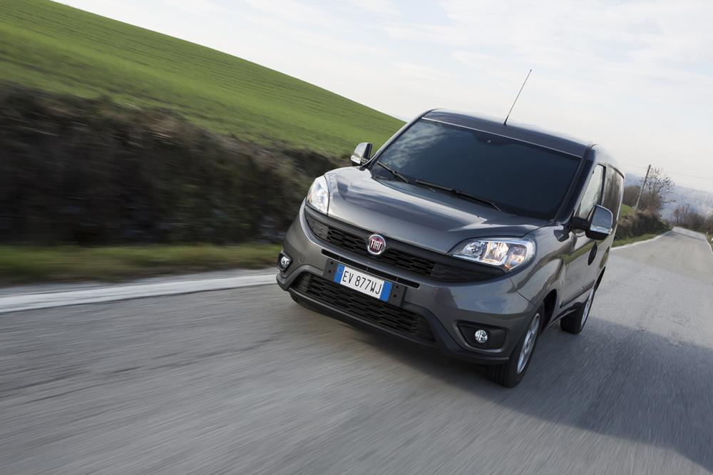 Fiat Doblo 2 поколение рестайлинг Cargo фургон